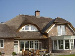 Maatwerk dakkapel voor rieten dak 4