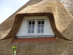 Dakkapel voor rieten dak_P100