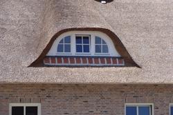 Dakkapel voor rieten dak_P225