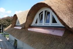 Dakkapel voor rieten dak_P450_zonder roeden