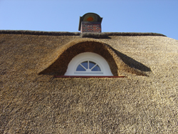 Dakkapel voor rieten dak_P90