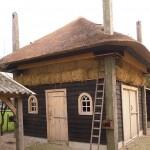 Rieten dak - Hooiberg Ermelo