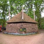 Rieten dak - Hooiberg Putten