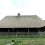 Rieten dak - Schaapskooi Putten andere zijde