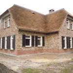 Rieten dak- woonhuis Ermelo